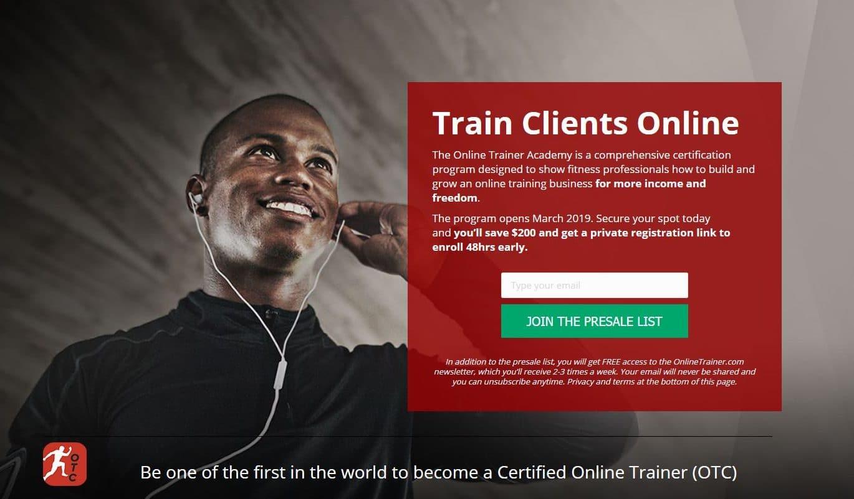 Online Trainer Academy