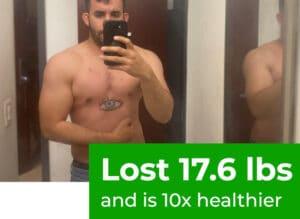 Vegan Personal Trainer Review Carlos
