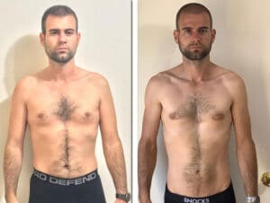 vegan body transformation jonathan